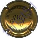 GOBILLARD J.M. et FILS : or-bronze et noir