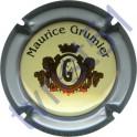 GRUMIER Maurice n°13 contour argent