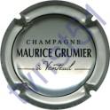 GRUMIER Maurice n°19 argent et noir