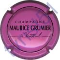 GRUMIER Maurice n°21 rose et noir