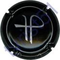 HEUCQ P. & F. n°14 noir et argent