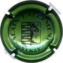 LALLEMENT Alain n°08 vert métallisé et noir