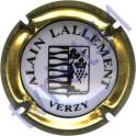 LALLEMENT Alain n°04 contour or