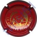LE GOUIVE P. & F. n°04 rouge et or