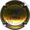 MALOT Sadi n°28 millésime 1998 or