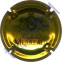 MERREAUX Gabriel n°10 or et noir