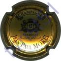 MOREL Jean-Paul n°01 or striée