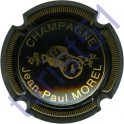 MOREL Jean-Paul n°03 noir striée