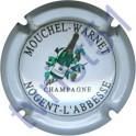MOUCHEL-WARNET n°01 blanc