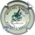 MOUCHEL-WARNET n°08 crème pâle