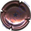 DE LOZEY n°05 rosé et métal