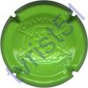 RICHARD-DHONDT n°07a estampée vert pomme