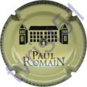 ROMAIN Paul n°09 crème et noir