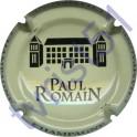 ROMAIN Paul n°10 crème pâle et noir