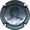 TISSIER J.M. n°11 bleu métallisé et noir
