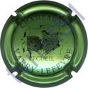 VARRY-LEFEVRE n°09 vert pâle métallisé et noir
