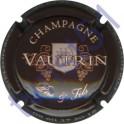 VAUTRIN P. & F. n°04 fond marron ( prune )