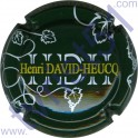 DAVID-HEUCQ Henri n°32a fond vert foncé