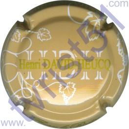DAVID-HEUCQ Henri n°32b fond crème