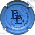 BOUDE-BAUDIN n°08 bleu et noir