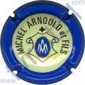 ARNOULD MICHEL n°12 contour bleu