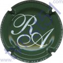 ALLAIT ROBERT n°24 vert et blanc