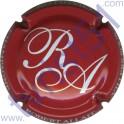 ALLAIT ROBERT n°26 rouge et blanc