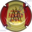 ARNOULD MICHEL n°29 crème contour rouge inscription contour