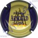 ARNOULD MICHEL n°31 crème contour violet foncé inscription contour