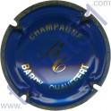 BARDY-CHAUFFERT n°04 bleu et or
