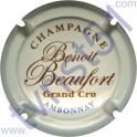 BEAUFORT Benoit n°03 lettres marrons