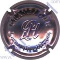 LARNAUDIE-HIRAULT n°09 estampée rosé-violacé