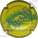 DOURY Philippe n°43f Zwalmkoets fond jaune