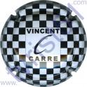 CARRE Vincent n°04 blanc et noir