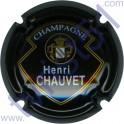 CHAUVET Henri n°13 noir