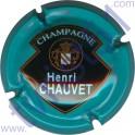 CHAUVET Henri n°14 bleu turquoise