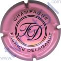 DELAGARDE Fabrice n°03 rose et noir