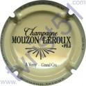 MOUZON-LEROUX n°05b crème et noir