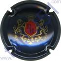 DEREGARD Henry n°01 bleu métal
