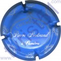 BERTRAND Pierre : bleu clair et argent