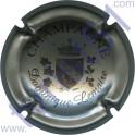 LEMAIRE Dominique n°05a petit blason gris métallisé