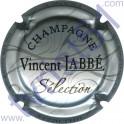 LABBE Vincent n°04 argent et noir