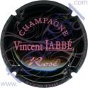 LABBE Vincent n°03 noir et rose