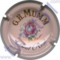 MUMM n°132 rose rose