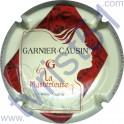 GARNIER-CAUSIN n°04 La Mystérieuse fond crème