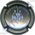 SAVOYE Janick : gris métallisé et blanc