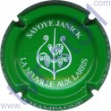 SAVOYE Janick n°11 vert et blanc