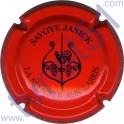 SAVOYE Janick n°18 rouge et noir