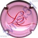 LONCLAS Bernard : rose et rouge