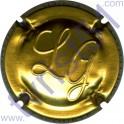 LACOURTE-GUILLEMART : estampée or